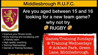 Recruiting U16s Players