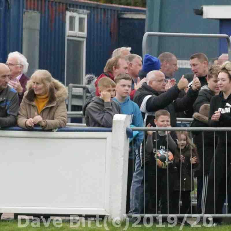 Coleshill FA Trophy  12-10-19