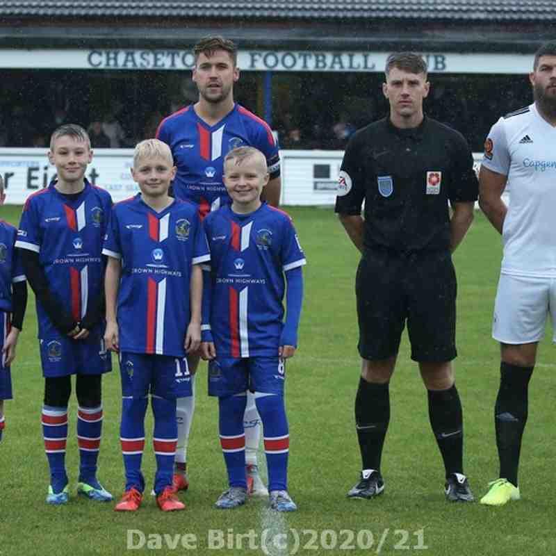 Telford  FA Cup H 03/10/20