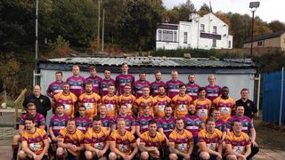 Boothtown Terriers 2014