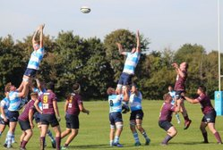 Match Report for 1st XV v Trojans