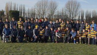 Under 15s Squad 2010/11