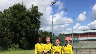 Everett Rovers inclusive team represent Watford FC in tournament