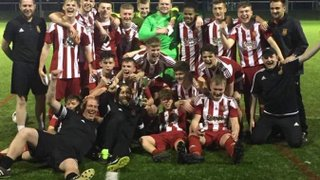 Youth team secure league title