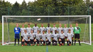 U19 Academy side open league campaign on Wednesday afternoon
