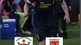 Needham Market 0 Stourbridge 0 - Match Highlights link