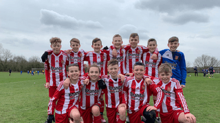 Under 12s rewarded for league win with St George's Park trip