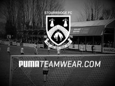 Stourbridge team up with PUMA for new kit deal.