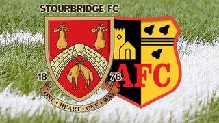 Alvechurch 2 Stourbridge 1 - Match Highlights link