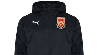 ORDER NOW! Link to SFC Junior Section training & teamwear microsite