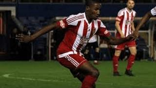 Aaron Hayden signs for Carlisle United