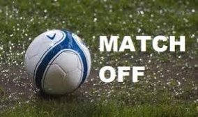 Tonight's youth team game at Halesowen POSTPONED