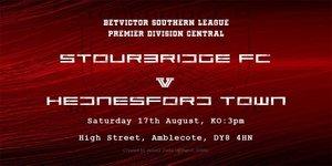 Stourbridge v Hednesford Town - Match Preview