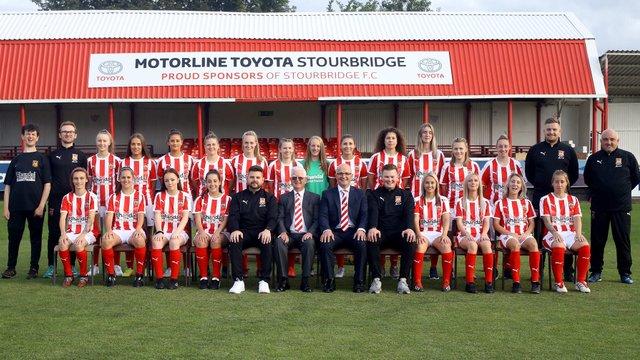 Stourbridge FC Ladies