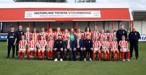 Glassgirls set for Women's FA Cup clash on Sunday afternoon