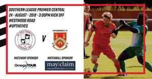 Match Preview - St Ives Town v Stourbridge