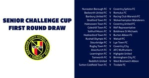 Glassboys to host Lye Town in the B'ham Senior Cup
