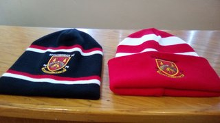 Club Shop - New Beanies and Bronx Hats on sale!