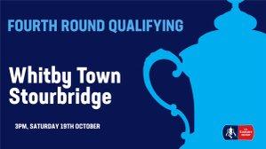 Match Preview - Whitby Town v Stourbridge