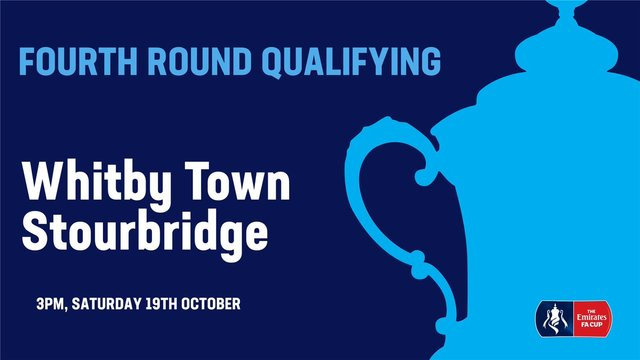 Match Preview - Whitby Town v Stourbridge