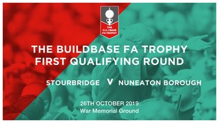 Glassboys to host Nuneaton Borough in the FA Trophy