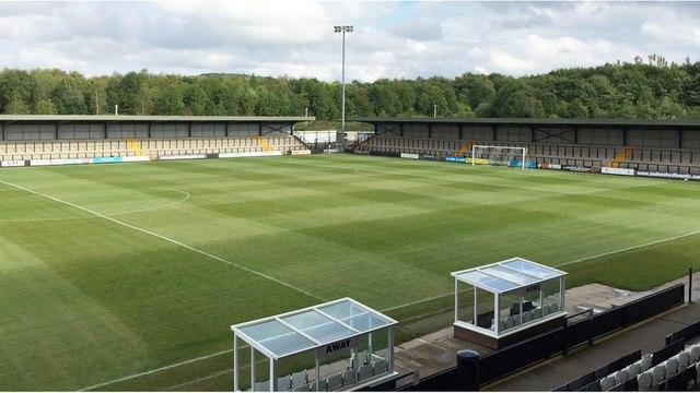 Hednesford Town v Stourbridge - Ticket Information for 19th September
