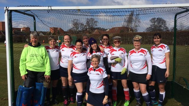 Cheshunt Ladies