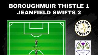 Swifts strike late for win