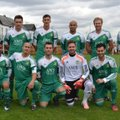 1st Team lose to Greenways 3 - 5