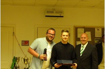 Players player for 3rds Conor Evans