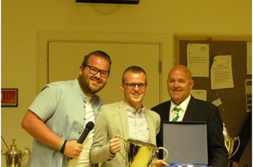 Managers Player for thirds Conor Ansell