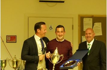 Players player from the firsts Darren Wheeler