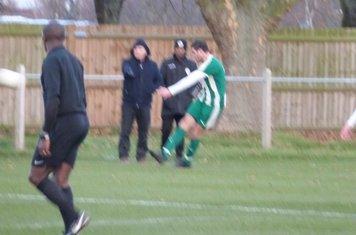 J. Howlett in action