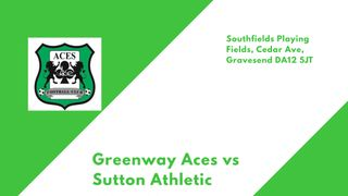 Reserves face Greenway Aces