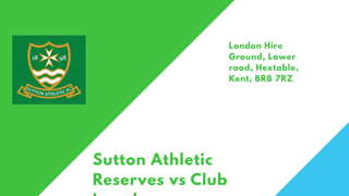Reserves host Club Langley
