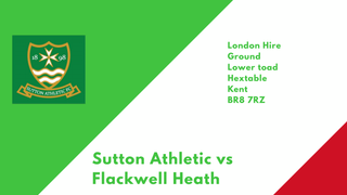 Firsts play Flackwell Heath