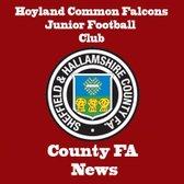 County FA (Reminder)