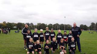 Under 9s Show Their Class In Leafy Cheshire