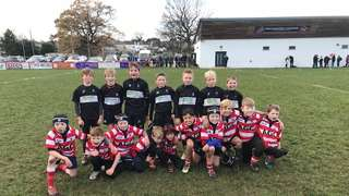 U9s Victorious At Vale