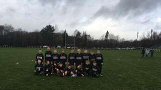 U9s Draw A Line In The Sand Against Southport