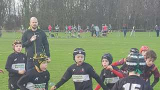 Jonah & U9s Have A Whale Of A Time At Ashton