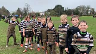 U9s Have A Muddy Good Time At Chester