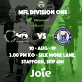 MATCH PREVIEW: First home game of the season sees Chelmsley visit