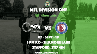 MATCHE PREVIEW: Brocton vs Leicester Road tomorrow