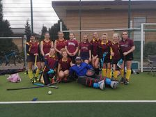 Ladies 1s fail to match performance of their opening game