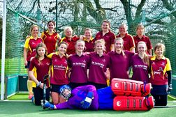 Ladies 2s unlucky not to grab a win