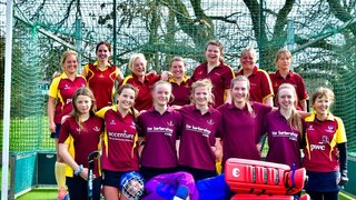 Ladies 2s Maintain Unbeaten Record