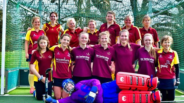 Ladies 2s Promoted!