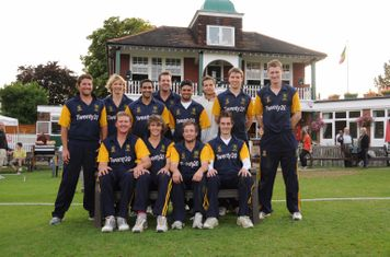 Middlesex T20 champions 2010