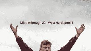 Middlesbrough vs West Hartlepool U16's 12.03.17